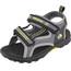 Viking Skumvaer Sandals Kids grey/lime